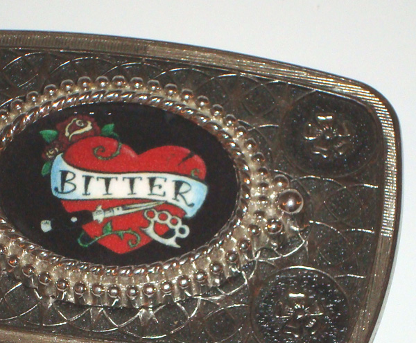 Bitter Belt Buckle