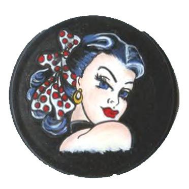 Tattoo Gal Compact