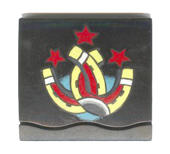 Tattoo Horseshoes Compact