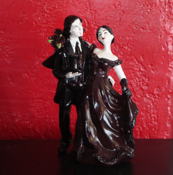 Vampire Birthday Cake Topper By Erin Tinney
